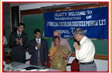 Inauguration of Foodking India